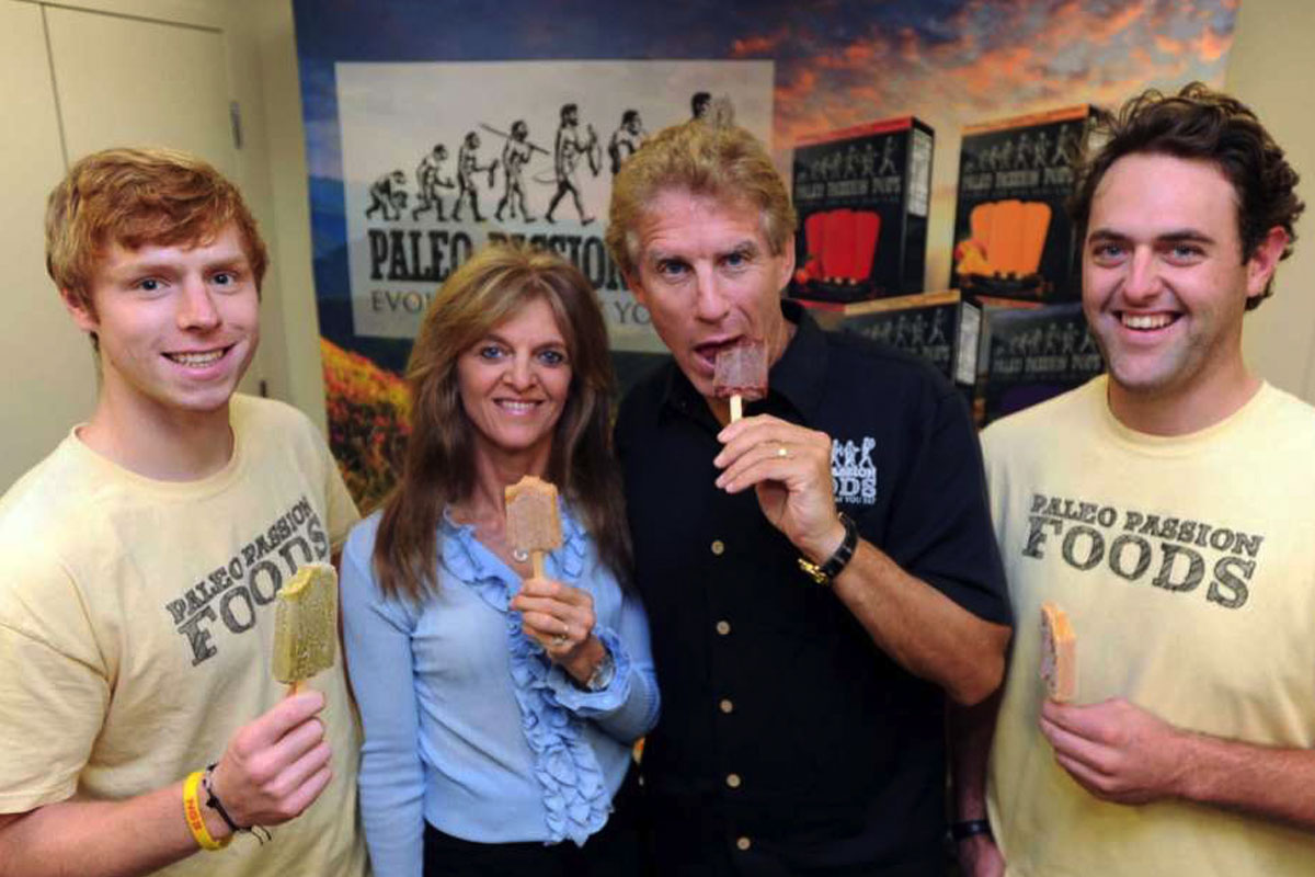 Marty Sands & Team at Paleo Passion Foods