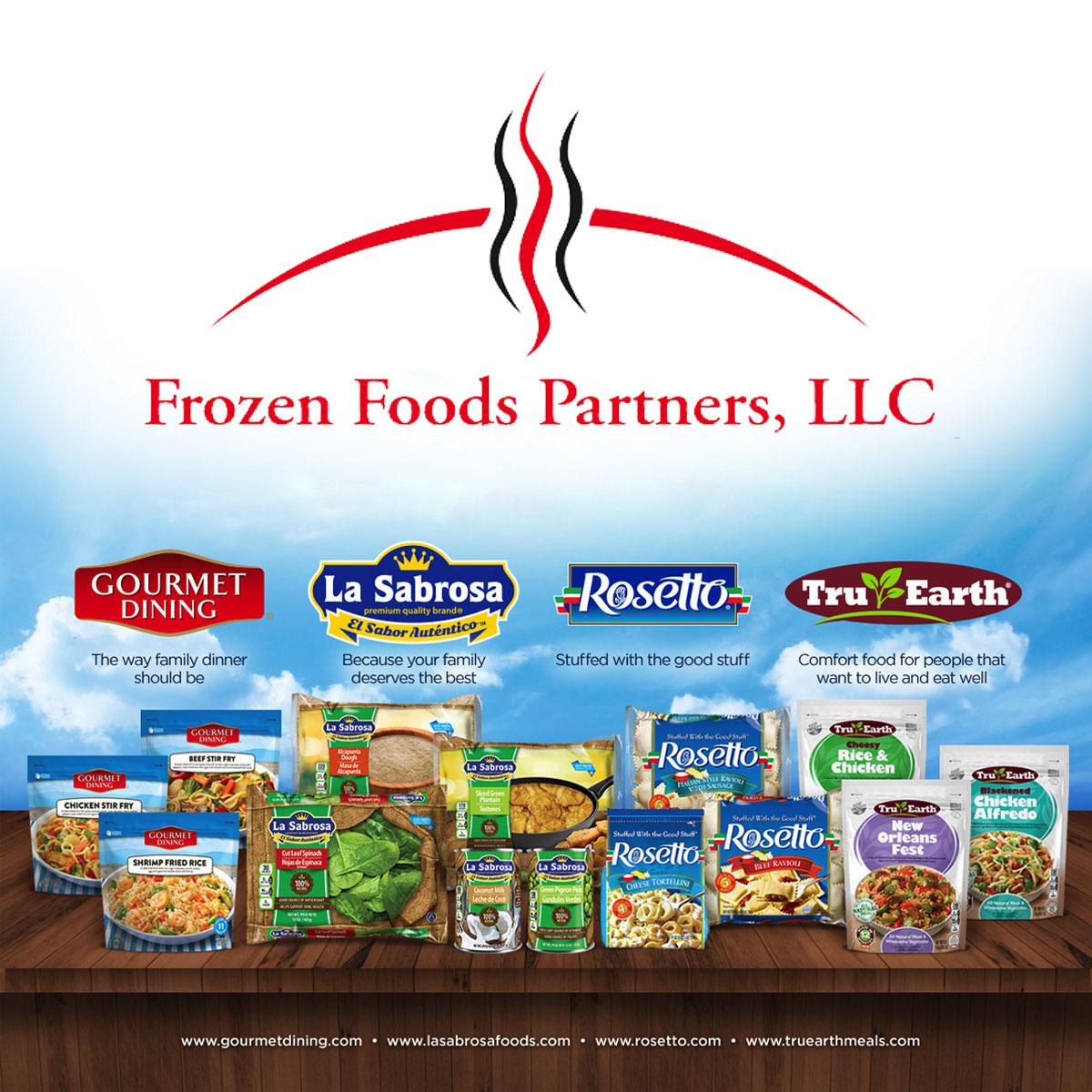 Frozen Foods Partners LLC, Co-Chaiman & Director Marty Sands